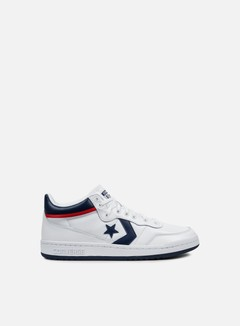 Converse - Fastbreak 83 Mid, White/Midnight Navy 1