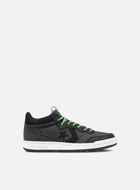 Outlet e Saldi Sneakers Basse Converse Fastbreak Mid Leather