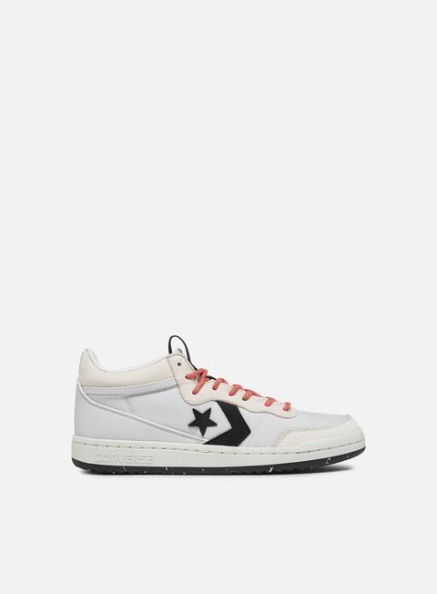 Outlet e Saldi Sneakers retro Converse Fastbreak Mid Leather