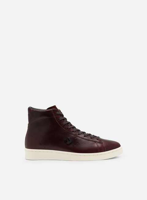 Sneakers Alte Converse Horween Pro Leather Hi
