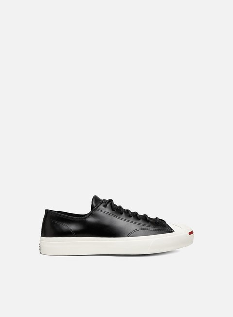 Sneakers Basse Converse Jack Purcell Leather Low
