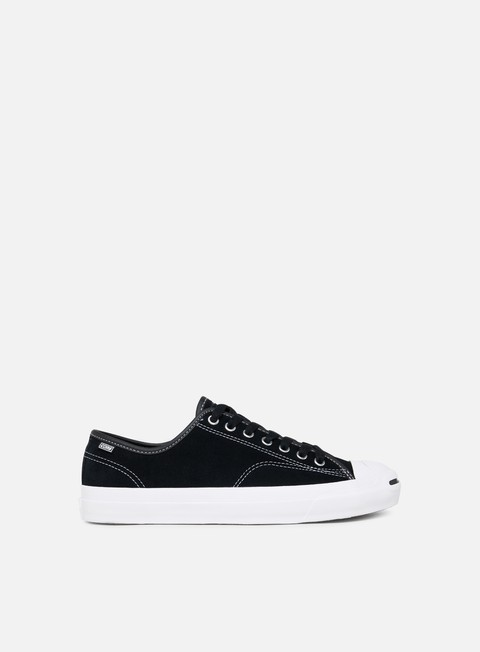 Outlet e Saldi Sneakers Basse Converse Jack Purcell Pro Suede Low
