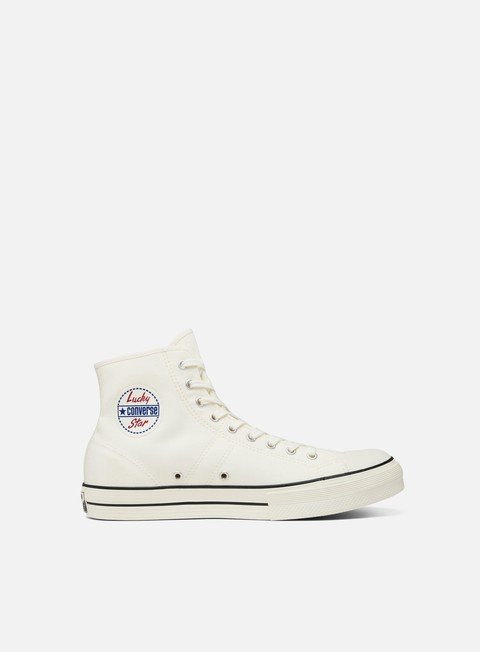 High Sneakers Converse Lucky Star Hi
