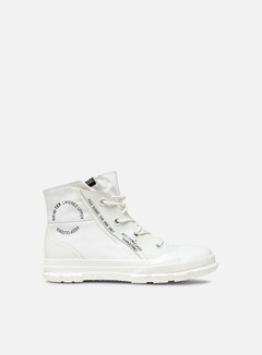 Converse - MC18 Hi, Vintage White/Vintage White