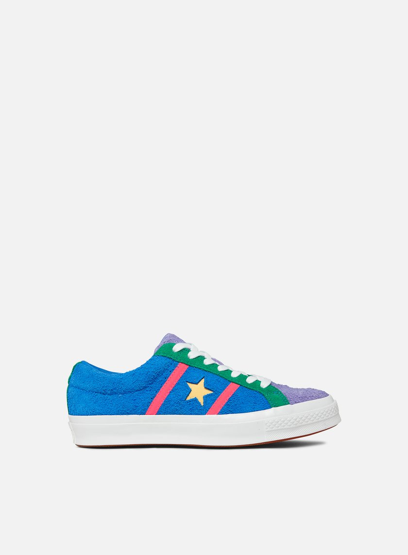 One Star Academy Ox Suede Low