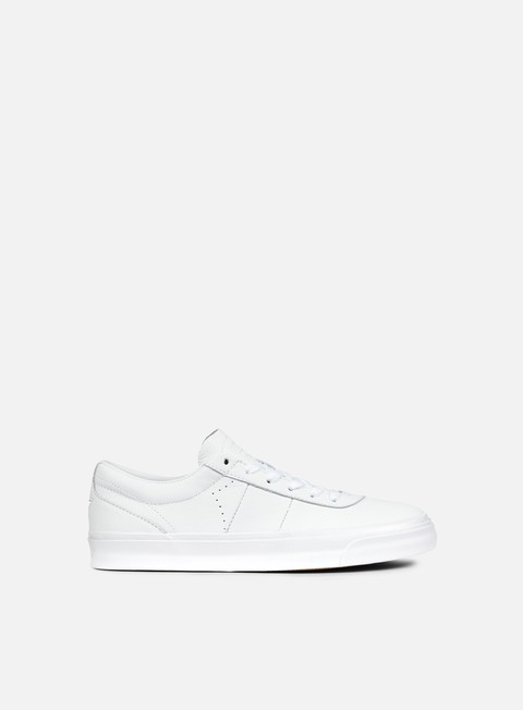 sneakers converse one star cc pro leather ox white dolphin white