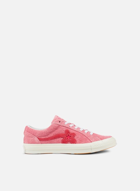 sneakers converse one star golf le fleur ox geranium pink paradise pink