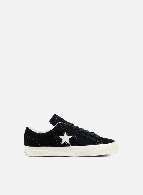 sneakers converse one star ox raven egret egret