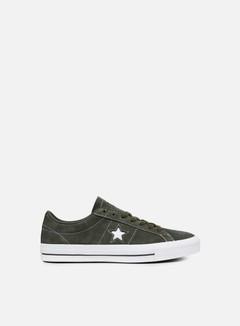 Converse - One Star Pro Ox, Sequoia/Sequoia/White