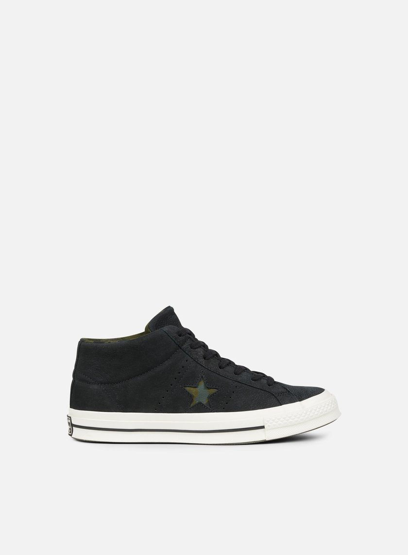 2converse one star mid