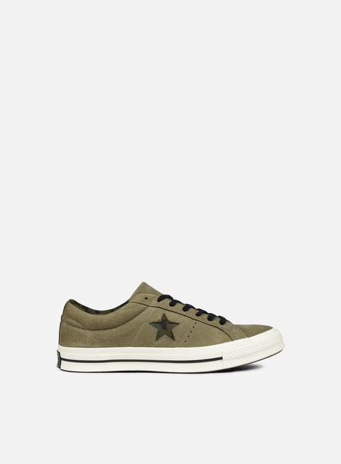 Low Sneakers Converse One Star Utility Camo Ox