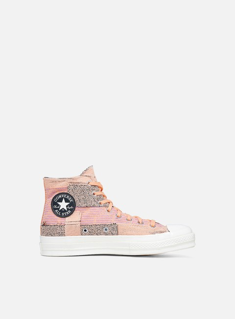 High Sneakers Converse Patchwork Chuck 70 Hi