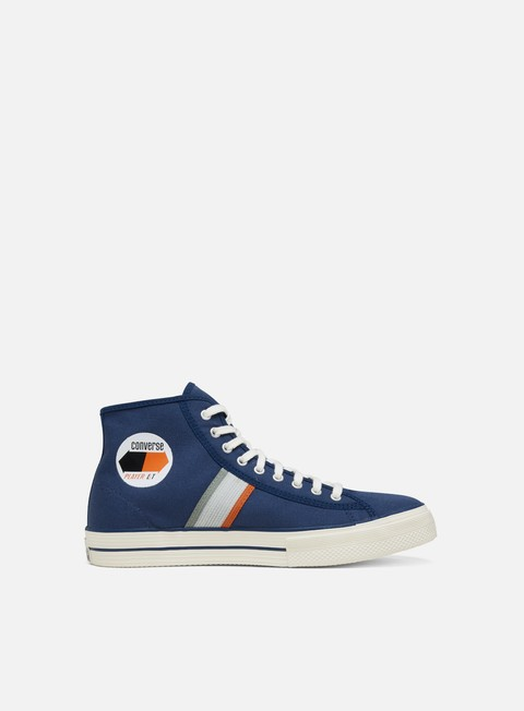 Outlet e Saldi Sneakers Alte Converse Player L/T Hi