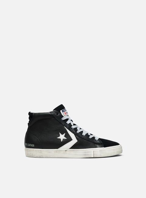 Converse Pro Leather Vulc Mid