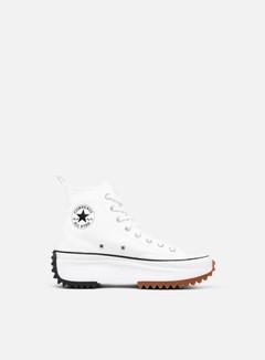Converse - Run Star Hike Hi, White/Black/Gum