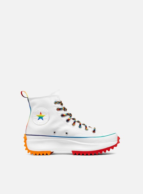 High Sneakers Converse Run Star Hike Pride Hi