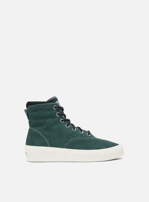 High Sneakers Converse Skidgrip Nubuck Hi