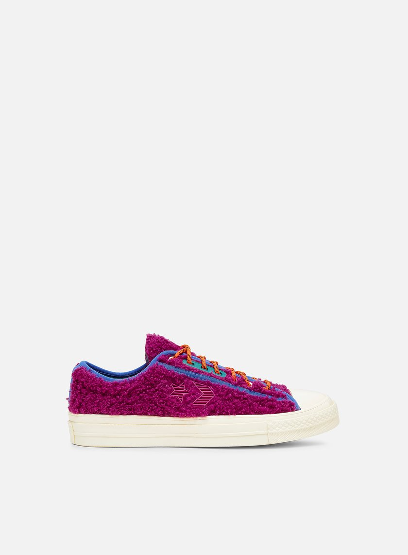 Converse Star Player Retro Sherpa Low