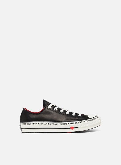 Outlet e Saldi Sneakers Basse Converse WMNS All Star 1970s Low Love Graphic