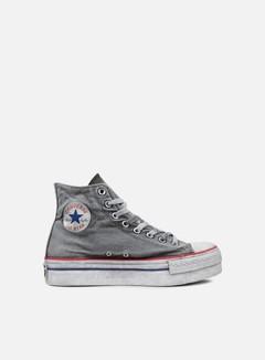 Converse - WMNS All Star Hi Canvas Ltd, White Smoke 1