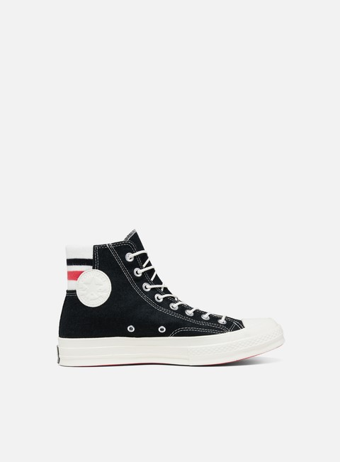 Outlet e Saldi Sneakers Alte Converse WMNS All Star Hi Retro Stripe