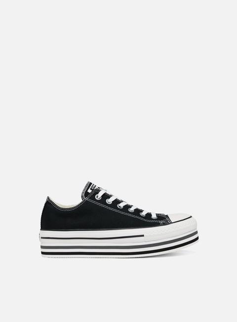 Sneakers Basse Converse WMNS All Star Platform Ox Layer