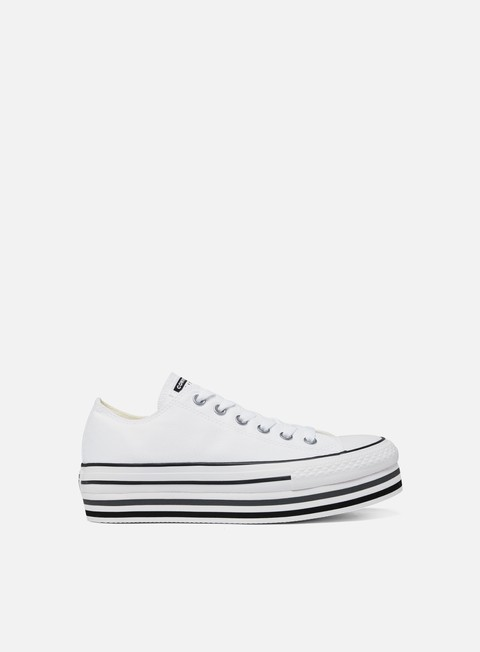 Low Sneakers Converse WMNS All Star Platform Ox Layer