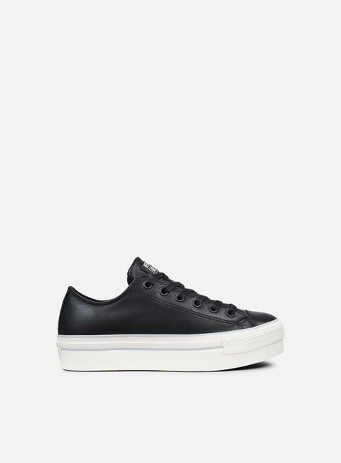 Converse WMNS All Star Platform Ox Leather