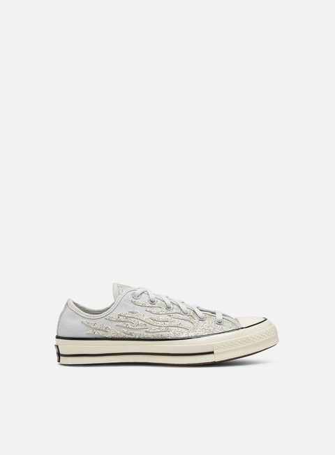Outlet e Saldi Sneakers Basse Converse WMNS Chuck 70 Glitter Shine Low