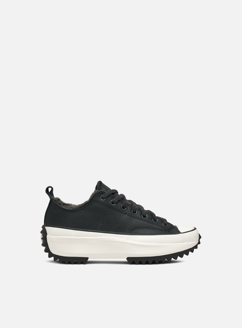Low Sneakers Converse WMNS Cozy Club Run Star Hike Low
