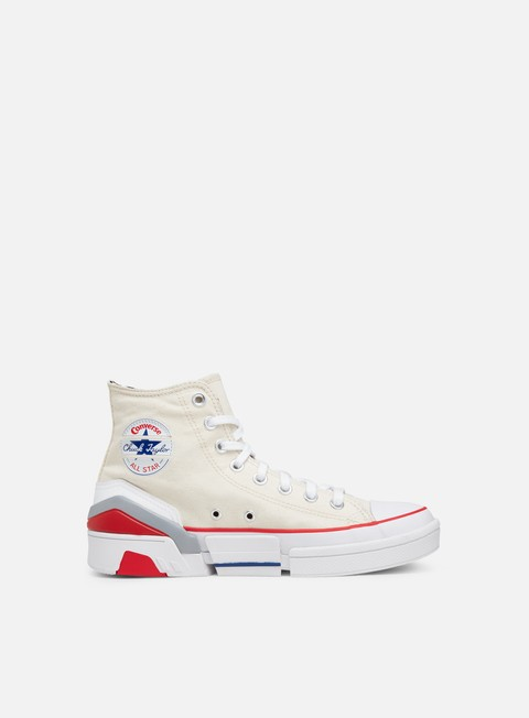 High Sneakers Converse WMNS CPX70 Logo Play Hi