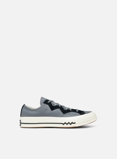Converse WMNS Cuck 70 Leather & Chevron Low