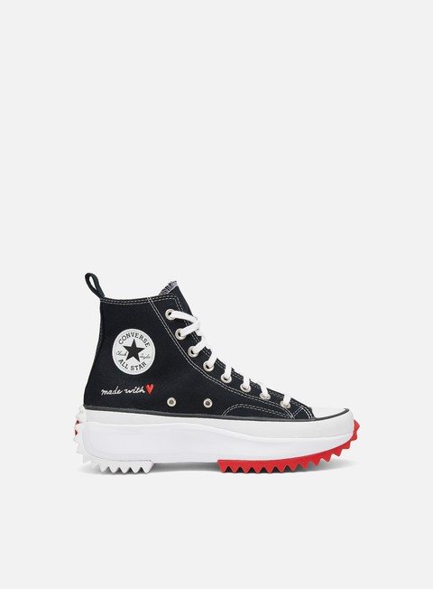 High Sneakers Converse WMNS Run Star Hike Hi