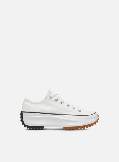 Low Sneakers Converse WMNS Run Star Hike Low