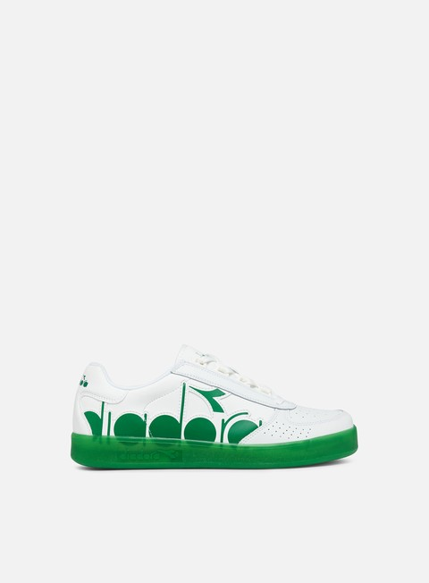 sneakers diadora b elite bolder white peas cream