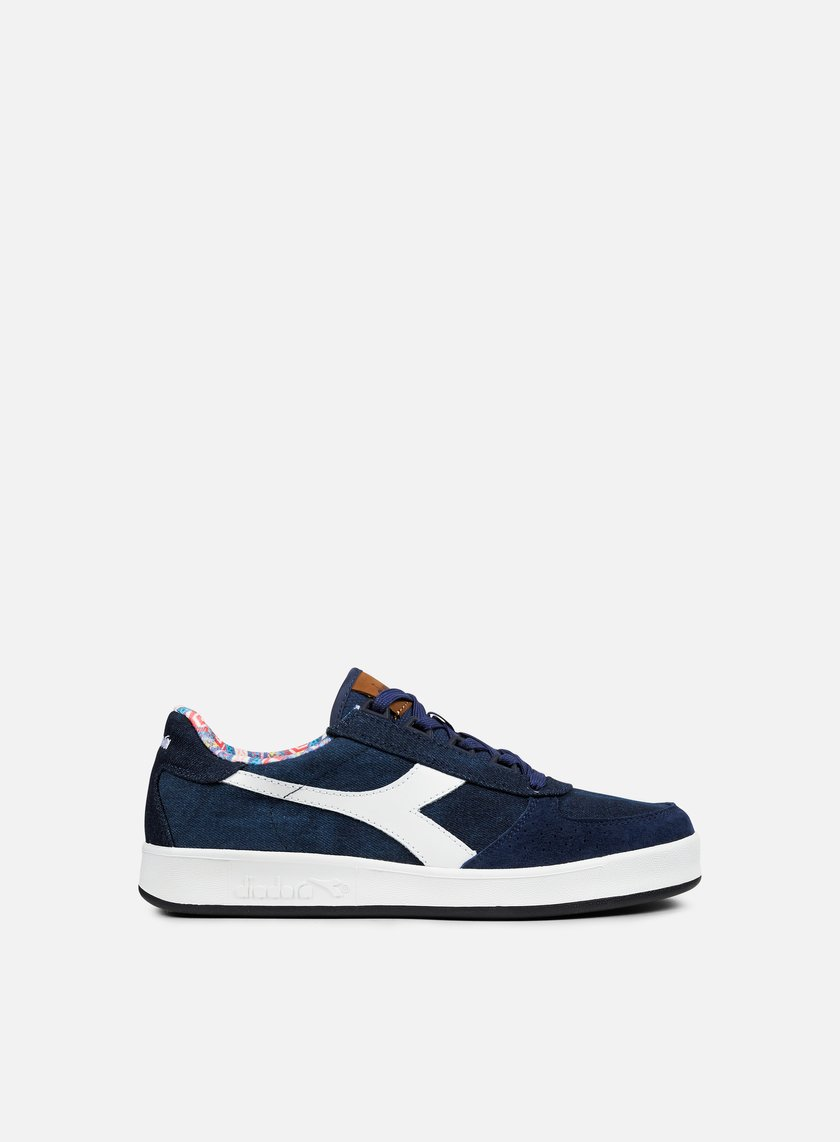 Diadora B Elite Jinzu Twilight Blue 501171996 60048 Sneakers Low