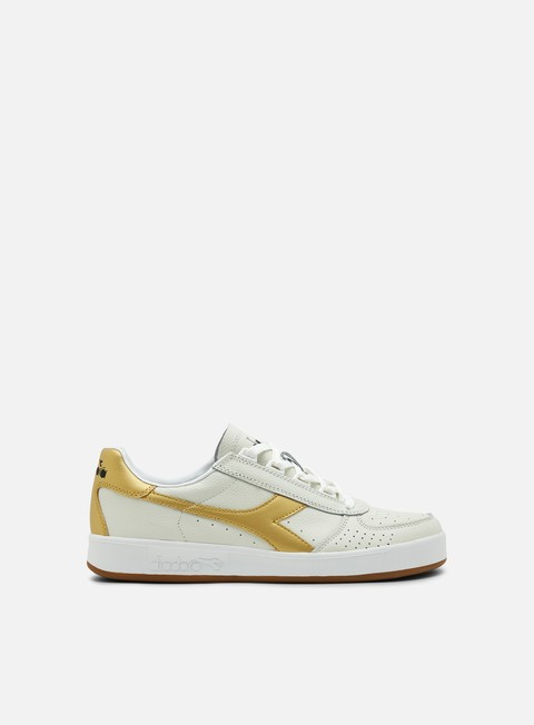 sneakers diadora b elite l white gold