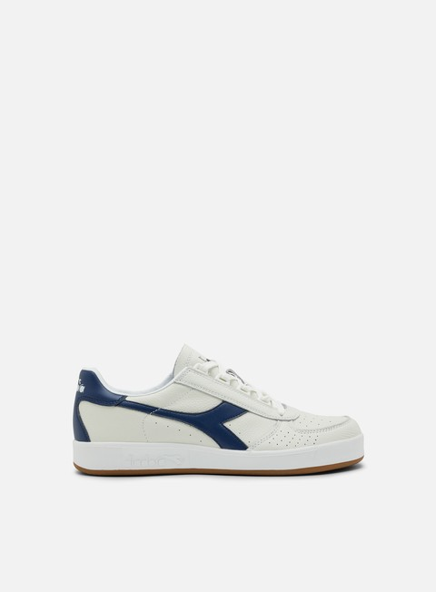 sneakers diadora b elite l white saltire navy