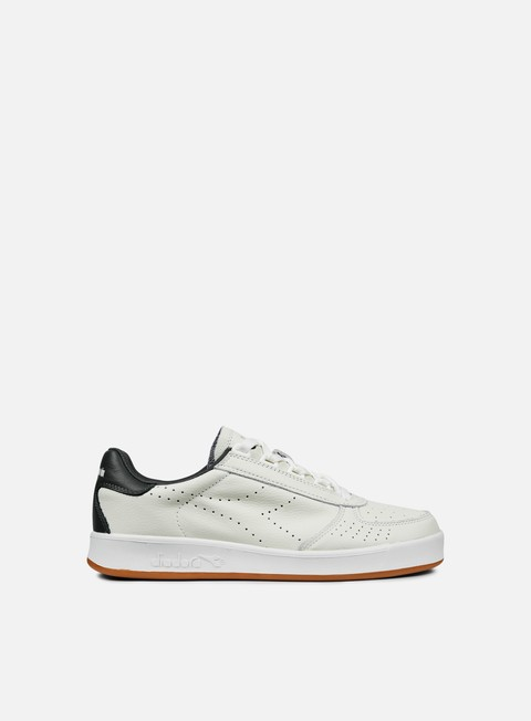 sneakers diadora b elite premium l optical white black