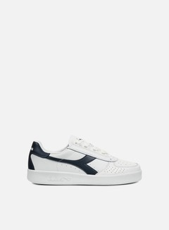 Diadora - B. Elite, White/Blue Denim 1
