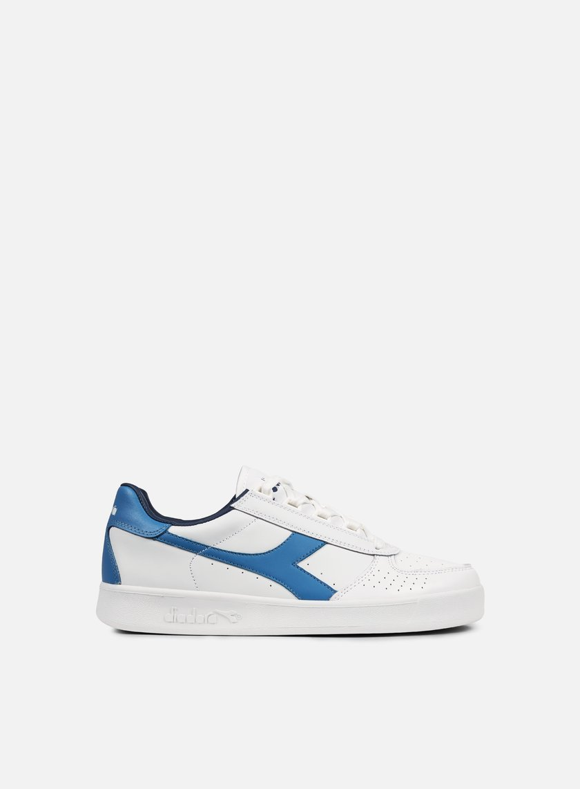 Diadora - B. Elite, White/Campanula/Estate Blue