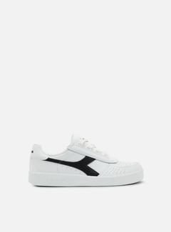 Diadora - B. Elite, White/White/Black