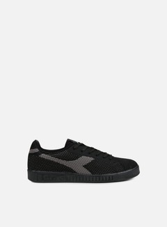 Diadora - Game Weave, Black