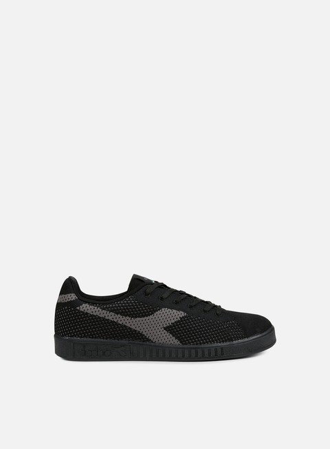 sneakers diadora game weave black