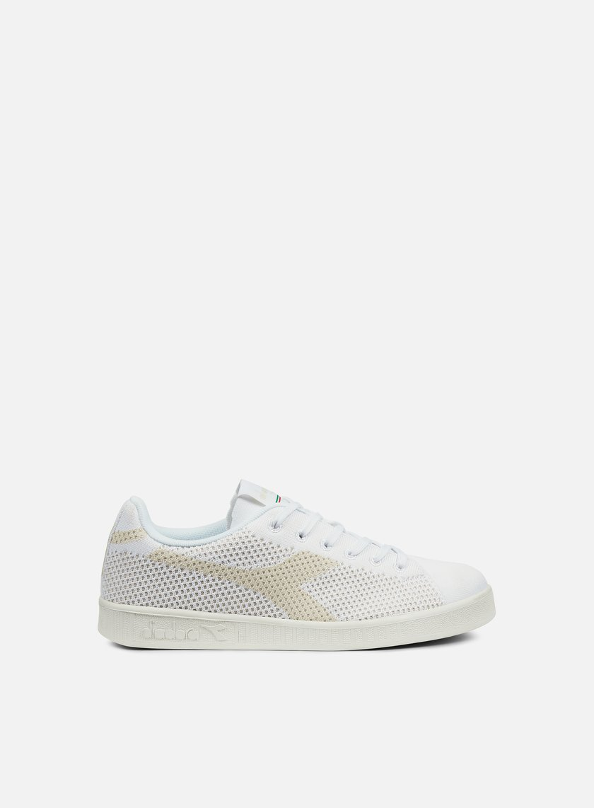 Diadora - Game Weave, White