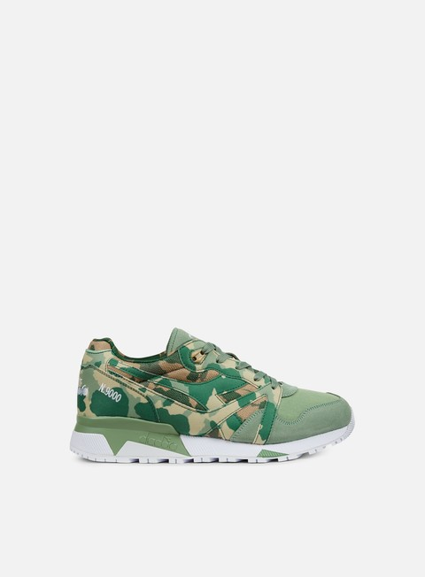 sneakers diadora n9000 camo verde golf club