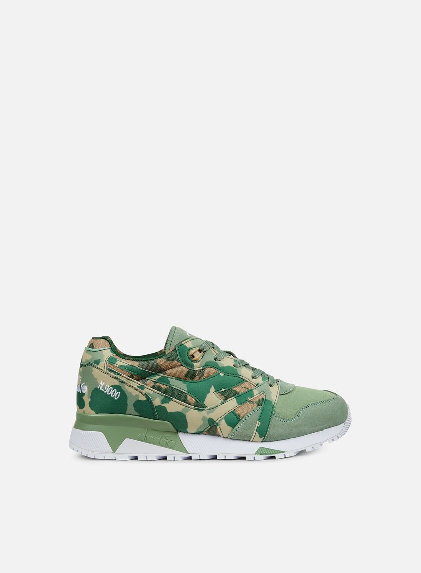 Diadora - N9000 Camo, Verde Golf Club
