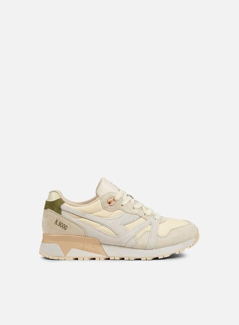 sneakers diadora n9000 colombo beige bleached