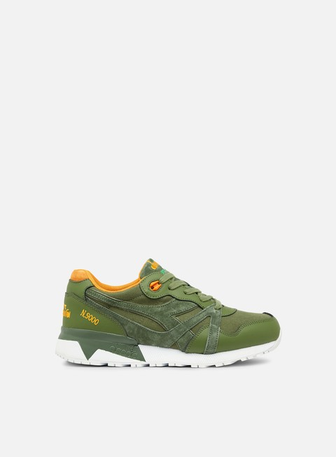 sneakers diadora n9000 cvsd green rosemary
