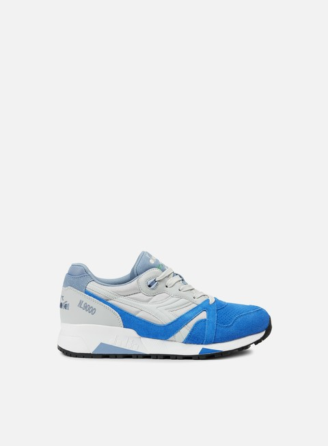 sneakers diadora n9000 double l micro chip grey skydiver